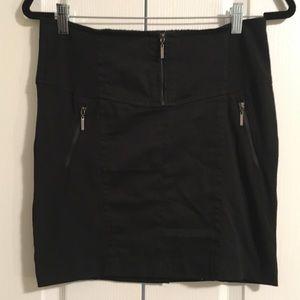 🖤🎅🏼 Cotton/Spandex Mini Skirt 🖤🎅🏼